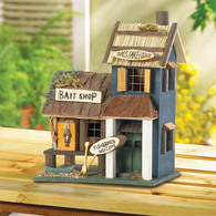 Bait Shop Birdhouse
