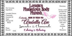 Lavender & Chamomile copyright