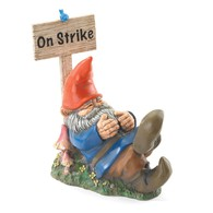 Gnome on Strike
