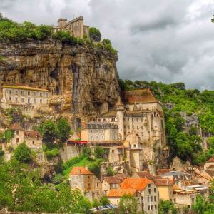 Rocamadour,France