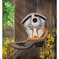 Cowboy Boot Birdhouse