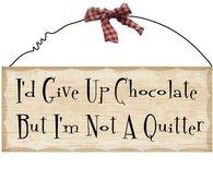 Not a Quitter!!