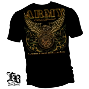 ELITE BREED ARMY T-SHIRT