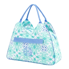 Sea Tile Beach Tote