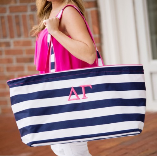 Prep Stripe Ultimate Tote Pre-Order, available June 9