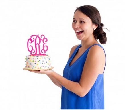CAKE TOPPER PERSON