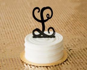 CAKE TOPPER SINGLE
