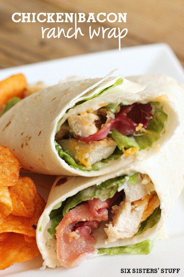 chicken-bacon-ranch-wrap