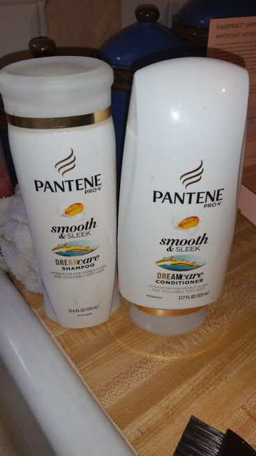 24 wash and conditioned