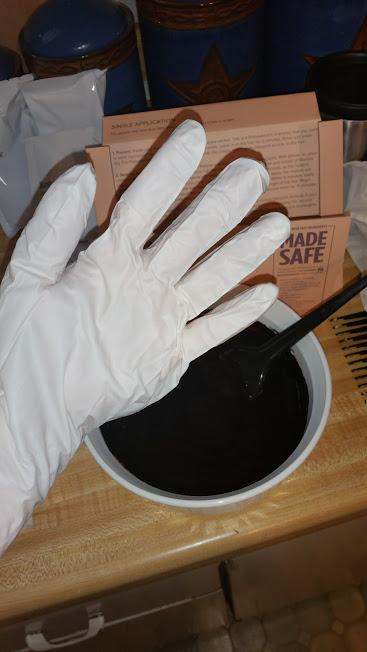 9 gloves